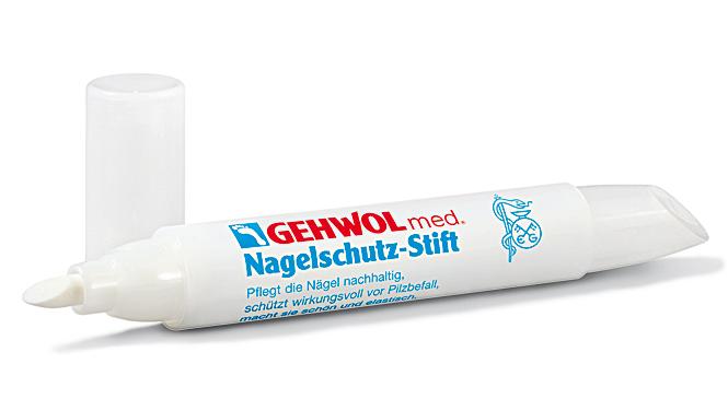 GEHWOL med. Nagelschutz Stift für elastische Nägel, mit Pilzschutz - Nagelpilz 3ml