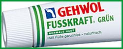 Fusskraft Grün von Gehwol
