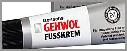 Gerlachs Fusskrem von Gehwol