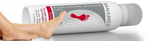 Fuss-Schaum Sanamed Caremed